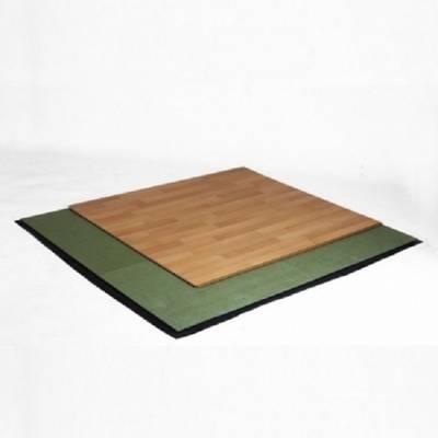 Trittschall Naturholzfaserplatten 4mm
