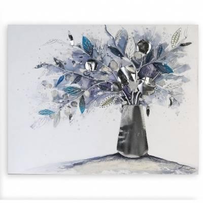 Ölbild_Vase_of_Flowers_Qualitativ_hochwertig