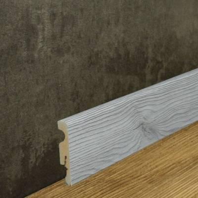 """Sockelleiste """"Vernante"""" (10 x 58 mm) Weißeiche"""