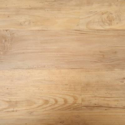 Designboden mit Korkträger und Vinylschicht in Holzoptik