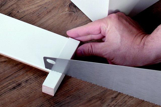 Sockelleisten Holz Weiß Lackiert universal holzecken 22 x 22 x 118 innen außen für sockelleisten