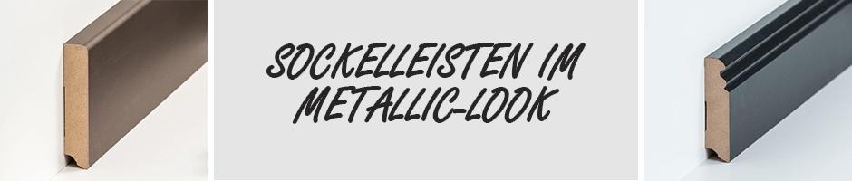 "bronze_sockelleisten_metallic_fussleisten_silber"""