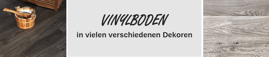 Vinylboden und hochwertige Designböden günstig online kaufen